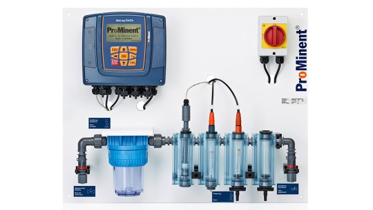 Measuring and Control System DULCOTROL<sup>®</sup> Potable Water/F&B