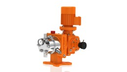 <p>Hydraulic Diaphragm Metering Pump Orlita<sup>®</sup> Evolution 1</p>