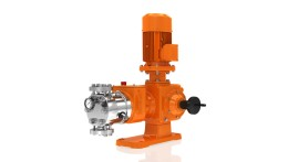 <p>Hydraulic Diaphragm Metering Pump Orlita<sup>®</sup> Evolution 4</p>